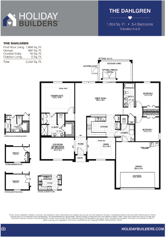 Holiday builders floor plans holiday builders floor plans for Holiday house plans